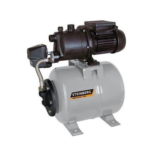 Hydrofor HWK 55/42 - 800 800 W 3300 l/h 22 l STEINBERG