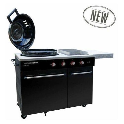 Outdoorchef (ch) Outlet salon gdańsk - grill gazowy lugano 570 g