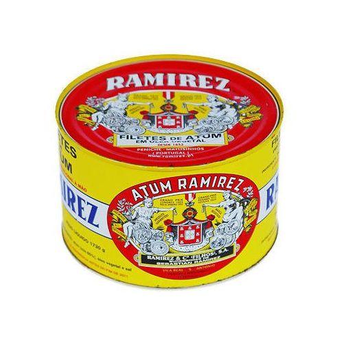 Ramirez Portugalski stek z tuńczyka w oleju roślinnym 385g