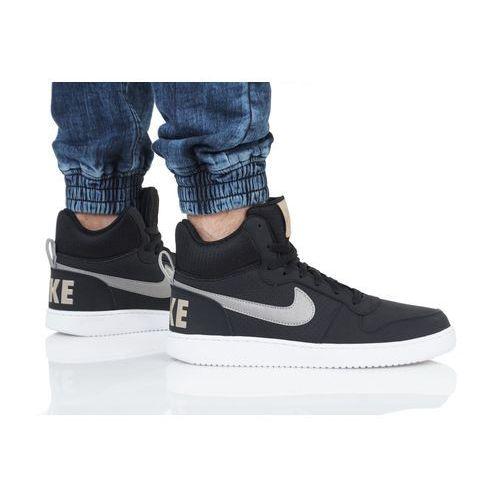 Buty court borough mid 838938-005 marki Nike