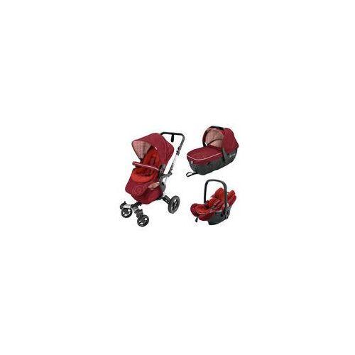 W�zek wielofunkcyjny Neo 3w1 Travel Set Concord (tomato red), NASL0975