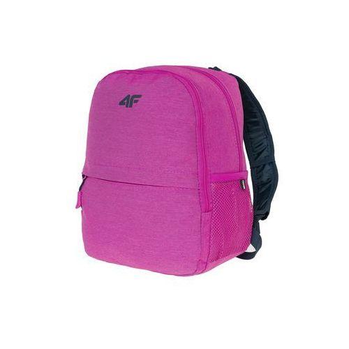 4f Plecak miejski pcu002 7l - różowy (5901965843495)