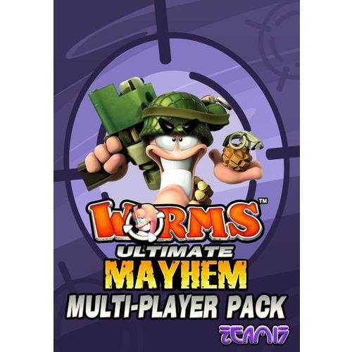 Worms Ultimate Mayhem Multiplayer Pack (PC)
