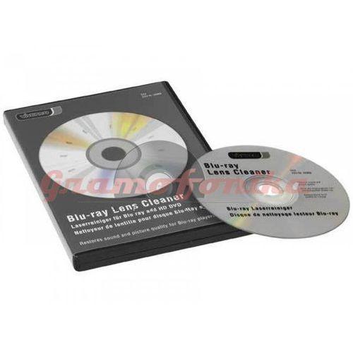 Płyta czyszcząca bluray i hd dvd marki Vivanco