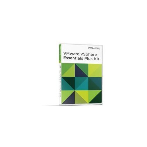 vsphere 6 essentials plus kit for 3 hosts (max 2 processors per host) vs6-esp-kit-c marki Vmware