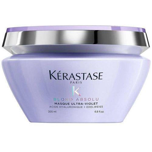 Kérastase Blond Absolu Masque Ultra-Violet maska do włosów 200 ml dla kobiet
