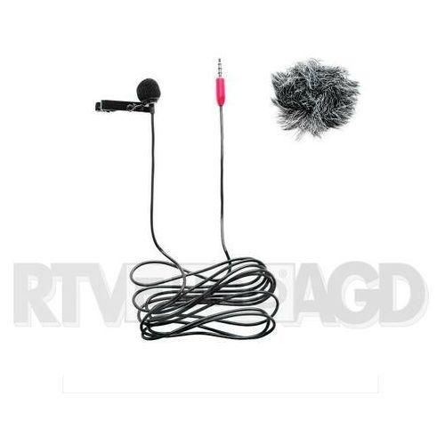 mikrofon krawatowy sr-lmx1+ złącze mini jack trrs marki Saramonic