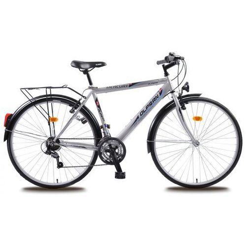 """Olpran Olpran rower trekkingowy Mercury 28"""" M gray - BEZPŁATNY ODBIÓR: WROCŁAW!"""