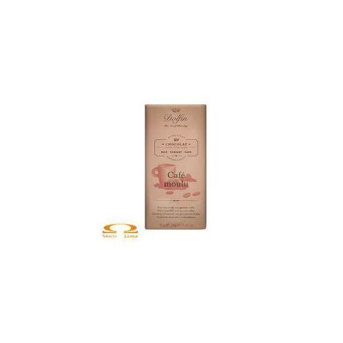 Czekolada dolfin z kawą mieloną 70g marki Dolfin the art of blending