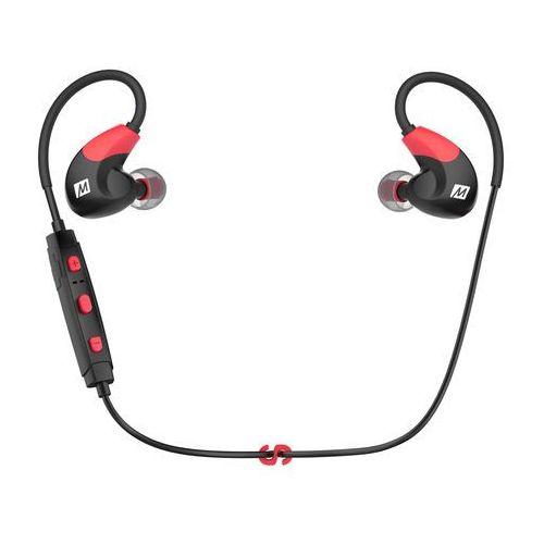 Mee Audio X7 Kolor: Czarno-czerwony