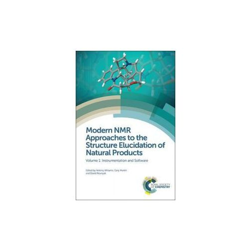 Modern NMR Approaches for the Structure Elucidation of Natural Products (9781849733830)