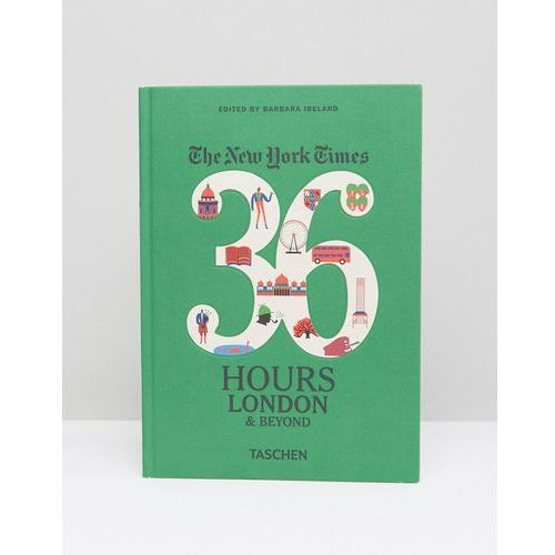 Ny times 36 hours in london & beyond book - multi, marki Books
