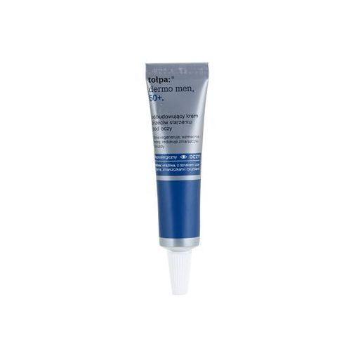 Tołpa Dermo Men 50+ krem przeciwzmarszczkowy do okolic oczu (Hypoallergenic) 10 ml