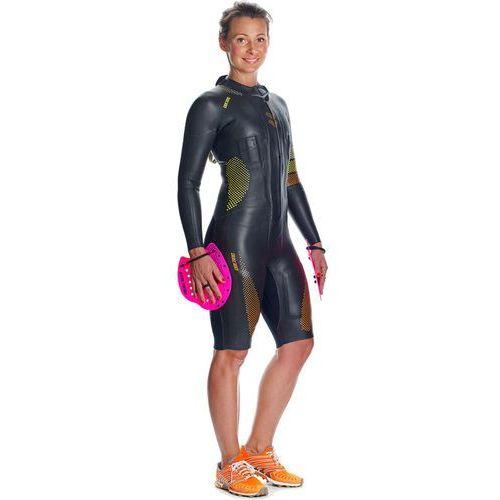 Colting Wetsuits SR02 Kobiety czarny S-średni 2018 Pianki do Swimrun