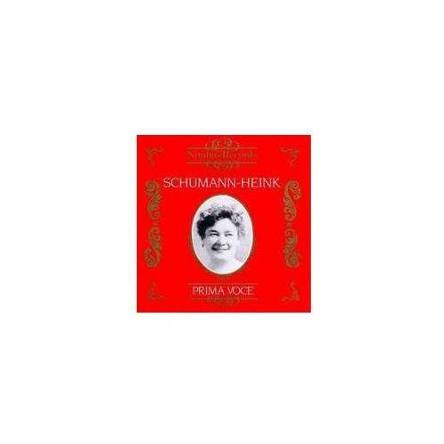 Schumann - heink / prima voce marki Nimbus