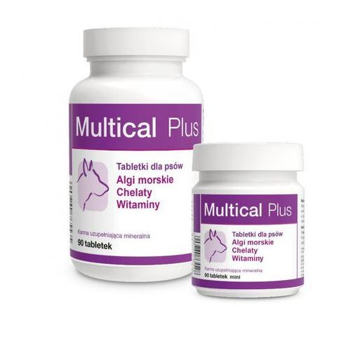Dolvit Multical Plus DOG 90 tabletek