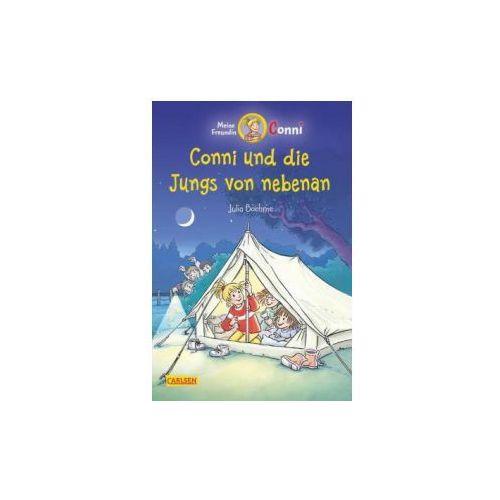 Conni-Erzählbände, Band 9: Conni und die Jungs von nebenan (farbig illustriert) (9783551558619)