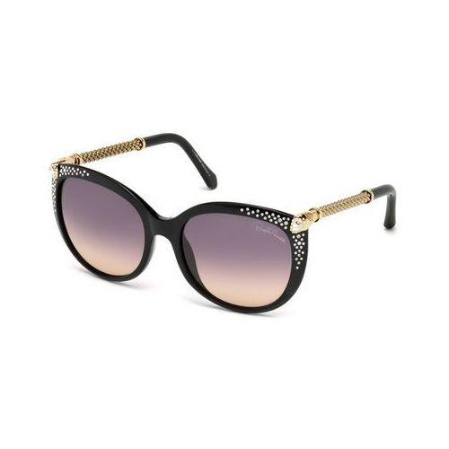 Okulary Słoneczne Roberto Cavalli RC 979S TANIA 01B