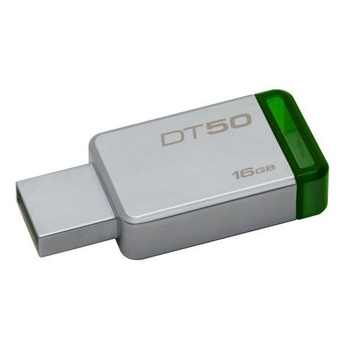 Pendrive Kingston Data Traveler 50 16GB USB 3.0 aluminiowy DT50/16GB (0740617255638)