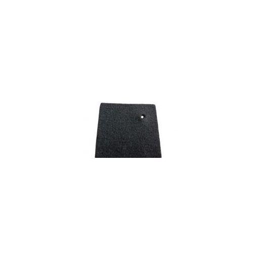Filc Czarny 700g/m2 Włóknina 4mm PES 33x33cm Impregnowany
