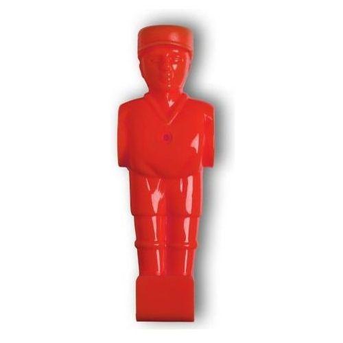 Czerwona figurka piłkarza postać do pilkarzyków marki Tuniro ®
