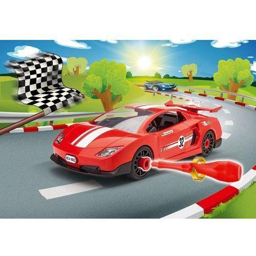 Samochód wyścigowy do skręcania  marki Revell