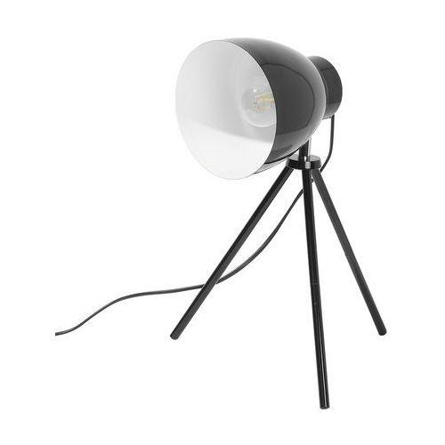Lampa stołowa czarna 43 cm TAMEGA (4260586358414)