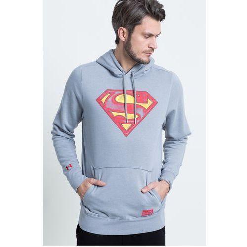 Under Armour - Bluza Retro Superman Triblend