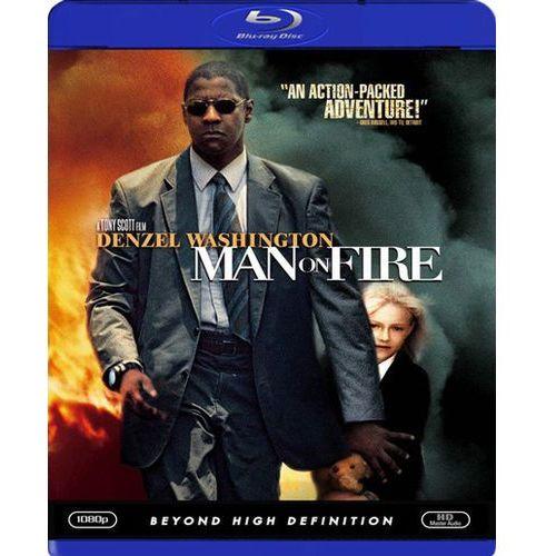 Człowiek w ogniu (blu-ray) - scott tony darmowa dostawa kiosk ruchu marki Imperial cinepix