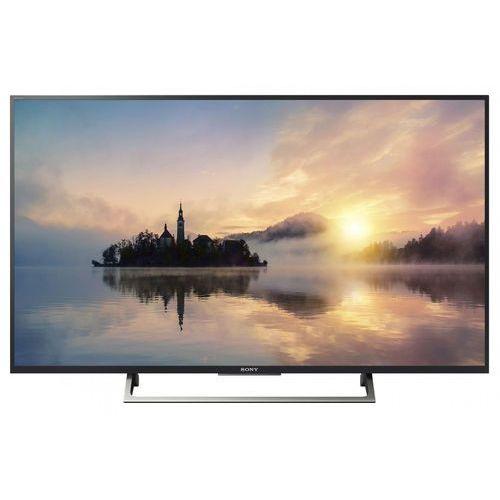 TV LED Sony KD-49XE7005. Najniższe ceny, najlepsze promocje w sklepach, opinie.
