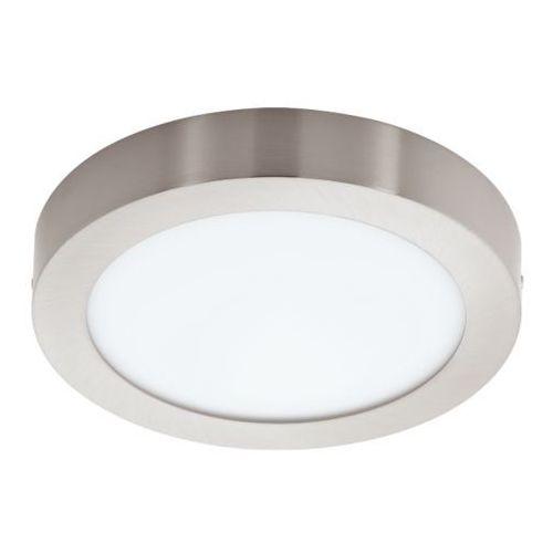 lampa sufitowa FUEVA 1 okrągła 30 cm - nikiel satynowy PROMOCJA!, EGLO 94527