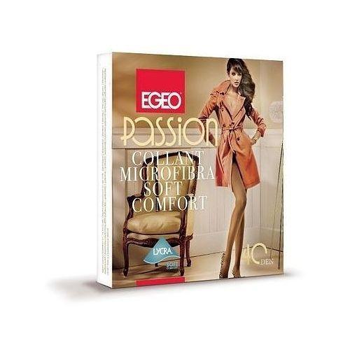 Rajstopy Egeo Passion Microfibra Soft Comfort 40 den 2-4 2-S, szary/antracit, Egeo, 000947000828