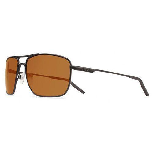 Okulary słoneczne re3089 groundspeed crystal polarized 01 gor marki Revo