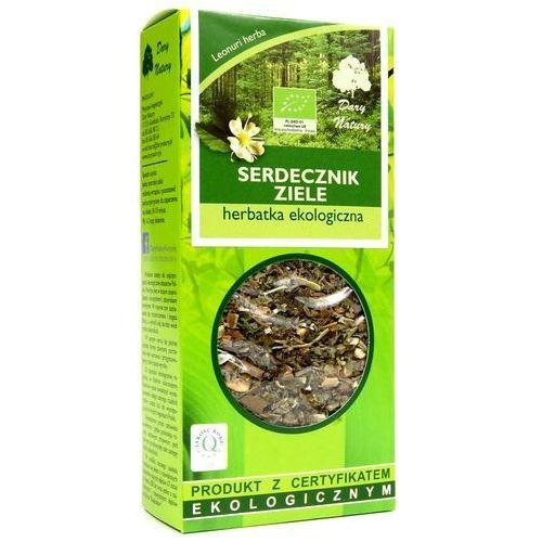 serdecznik ziele herbatka ekologiczna 100% 50g marki Dary natury