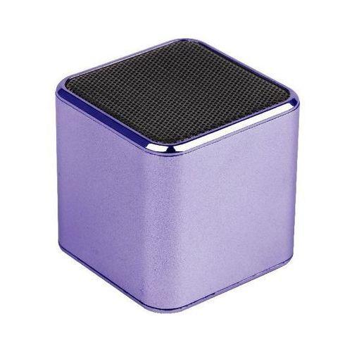 Głośnik mobilny GEMBIRD SPK-108-V Fioletowy, towar z kategorii: Stacje dokujące i głośniki przenośne
