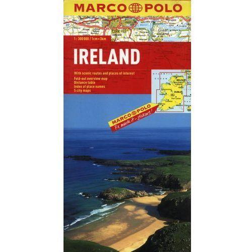 Marco Polo Länderkarte Irland 1 : 300 000 (9783829738613)