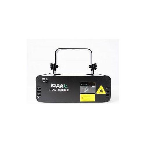 Ibiza Light IBIZA400RGB, laser