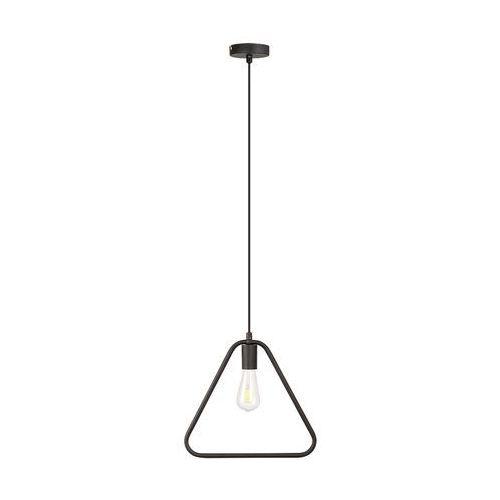 Rabalux Lampa wisząca zwis oprawa levi 1x60w e27 czarny 2569