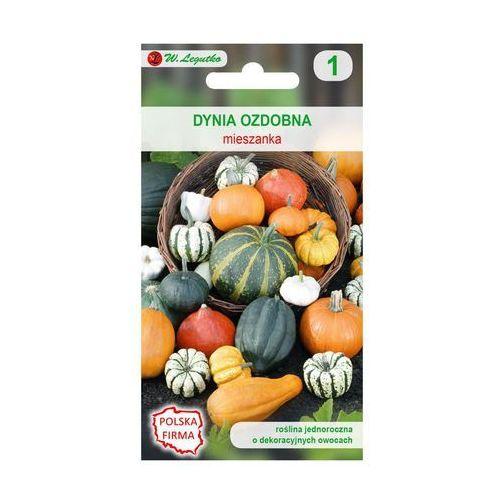 Dynia ozdobna MIESZANKA nasiona tradycyjne 2 g W. LEGUTKO (5903837102044)