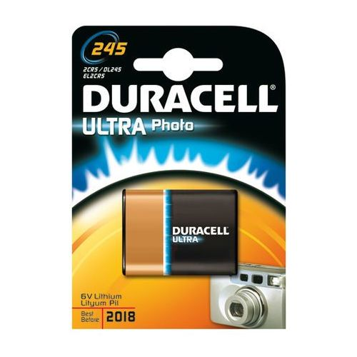 ultra photo 245 marki Duracell