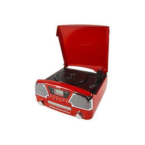 Gramofon cr 1134 cd mp3 usb sd aux zgrywanie marki Camry