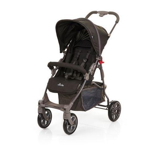 ABC Design wózek dziecięcy Treviso 4 woven-black 2018