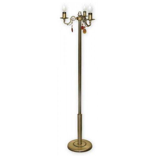 Antares lampa podłogowa 3-punktowa o1319/l3 marki Lemir