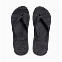 japonki REEF - Switchfoot Lx Black (BLA) rozmiar: 43, kolor czarny