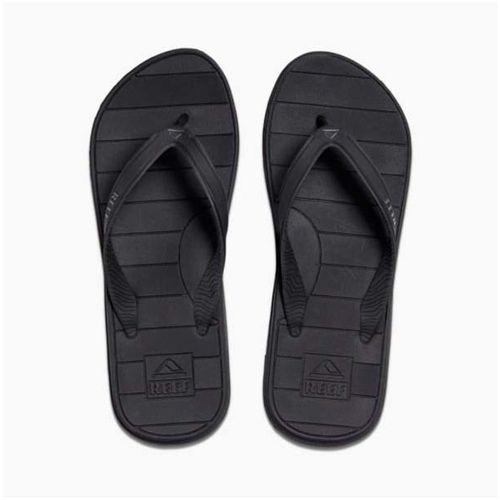 japonki REEF - Switchfoot Lx Black (BLA) rozmiar: 42, kolor czarny