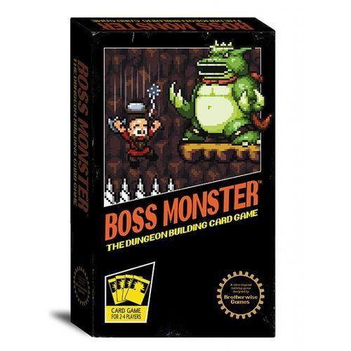 Trefl Boss monster (edycja polska). Najniższe ceny, najlepsze promocje w sklepach, opinie.