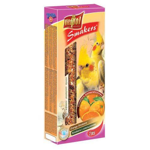 Vitapol  smakers pomarańczowy kolby dla nimfy 2szt/90g