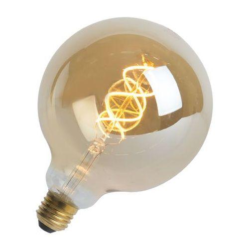 LED filament kula E27 5W 300 lumenów ciepło biała 2200K