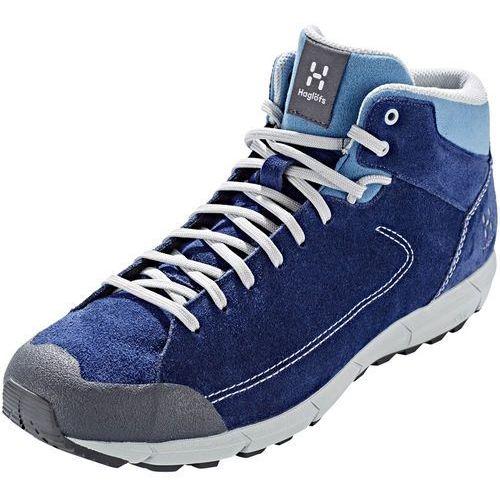 Haglöfs Roc Lite Buty Mężczyźni niebieski/turkusowy UK 8,5 | EU 42 2/3 2018 Buty codzienne (7318841102382)