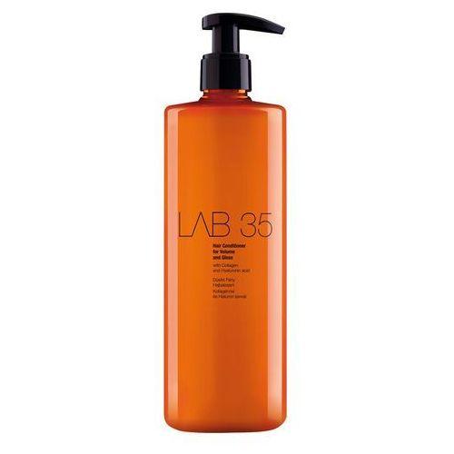 Kallos LAB35 Hair Conditioner For Volume And Gloss - Odżywka nadająca objętość i połysk, 500 ml (5998889510954)